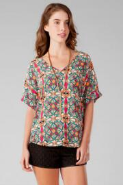 Ayden Printed Top