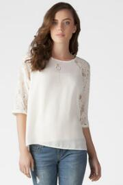 Linares Lace Blouse