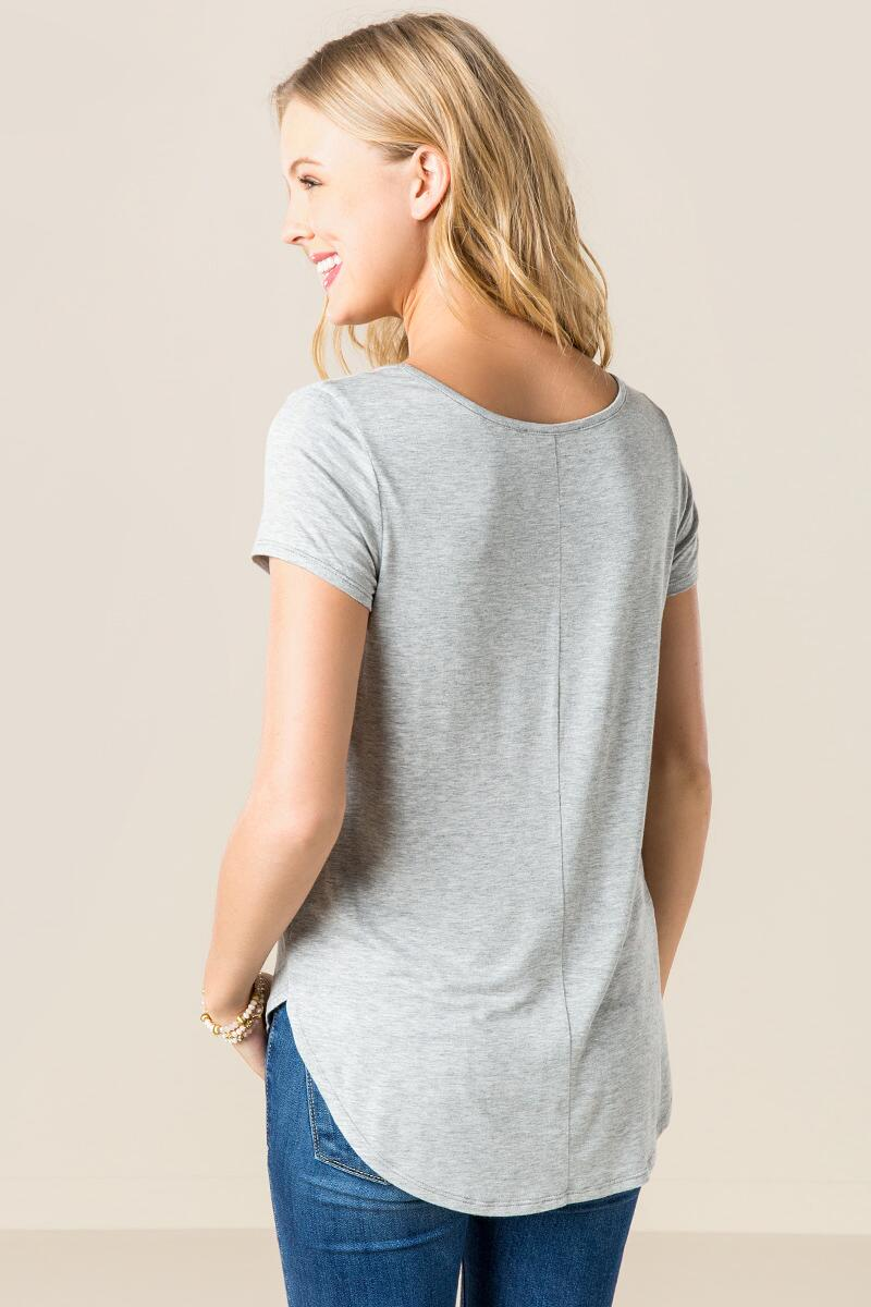 Bride Arrow Graphic Tee-  hthgr-clback