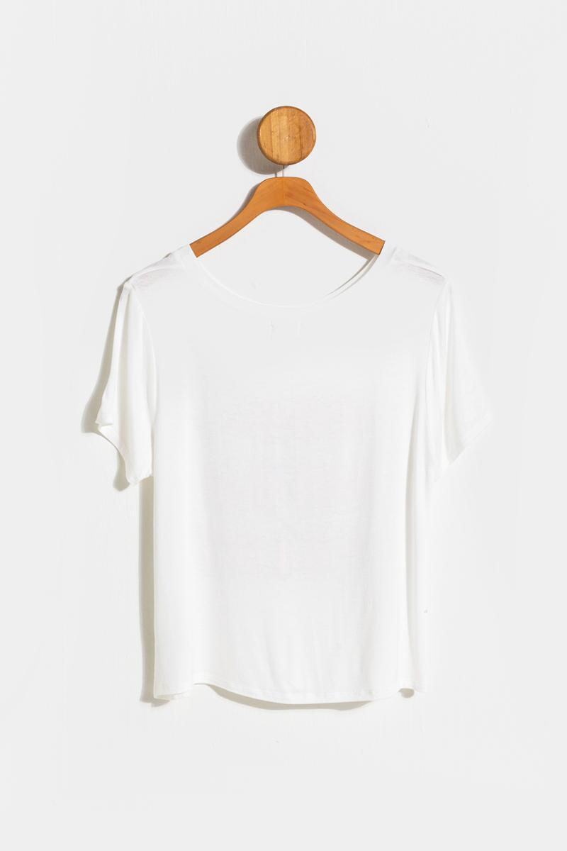 Cool Band Shirt Tee- Ivory 2