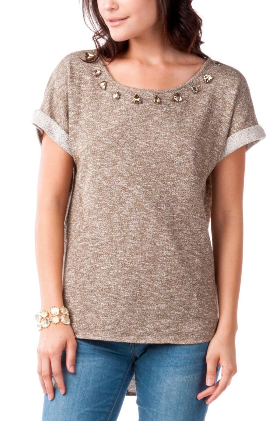 Athens Embellished Top