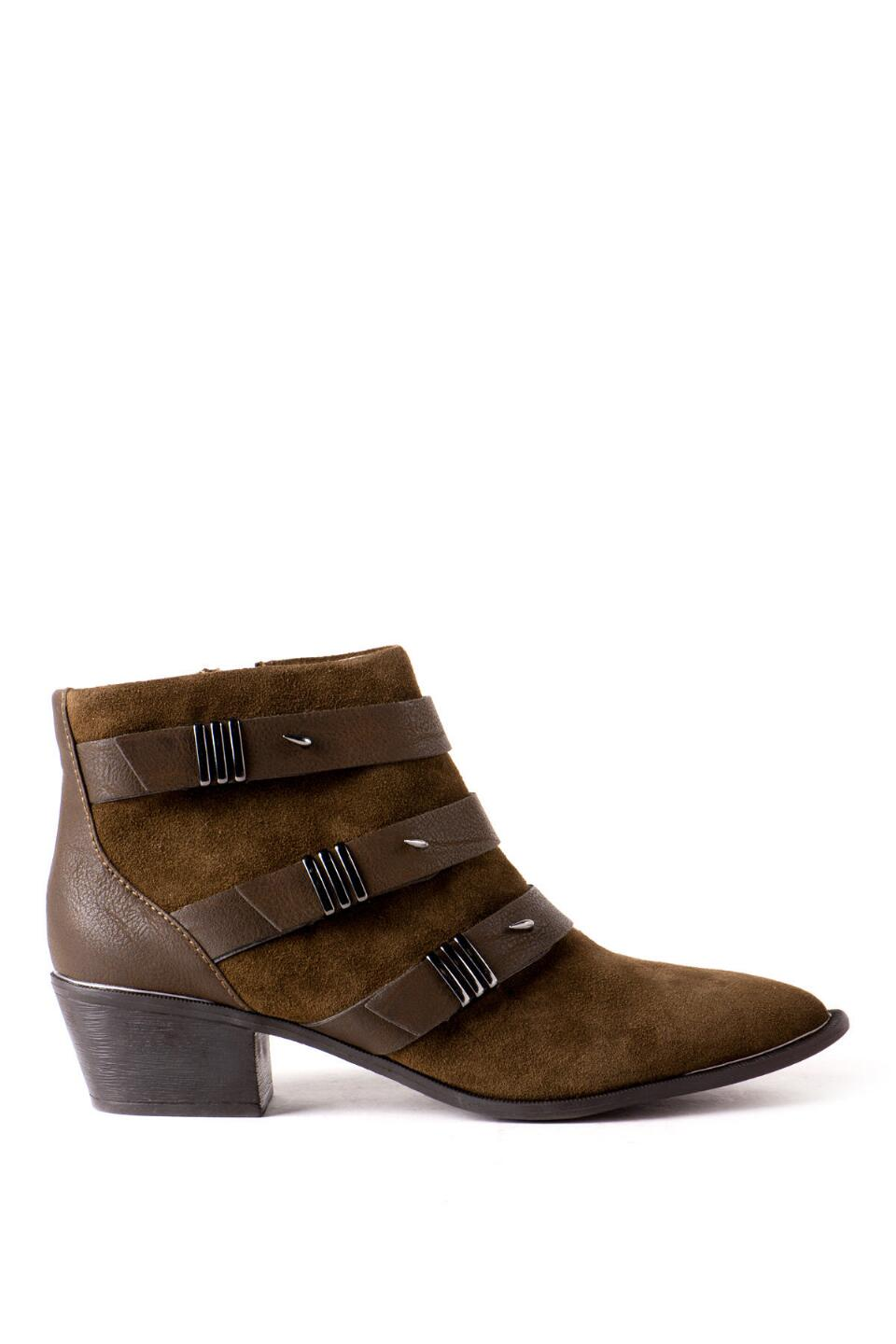 Circus By Sam Edelman Shoes Harley Buckle Bootie Francesca S